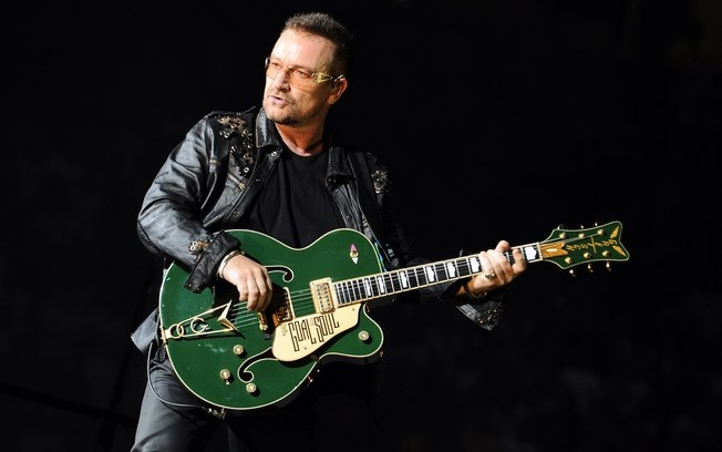 Bono Vox pode nunca mais tocar guitarra