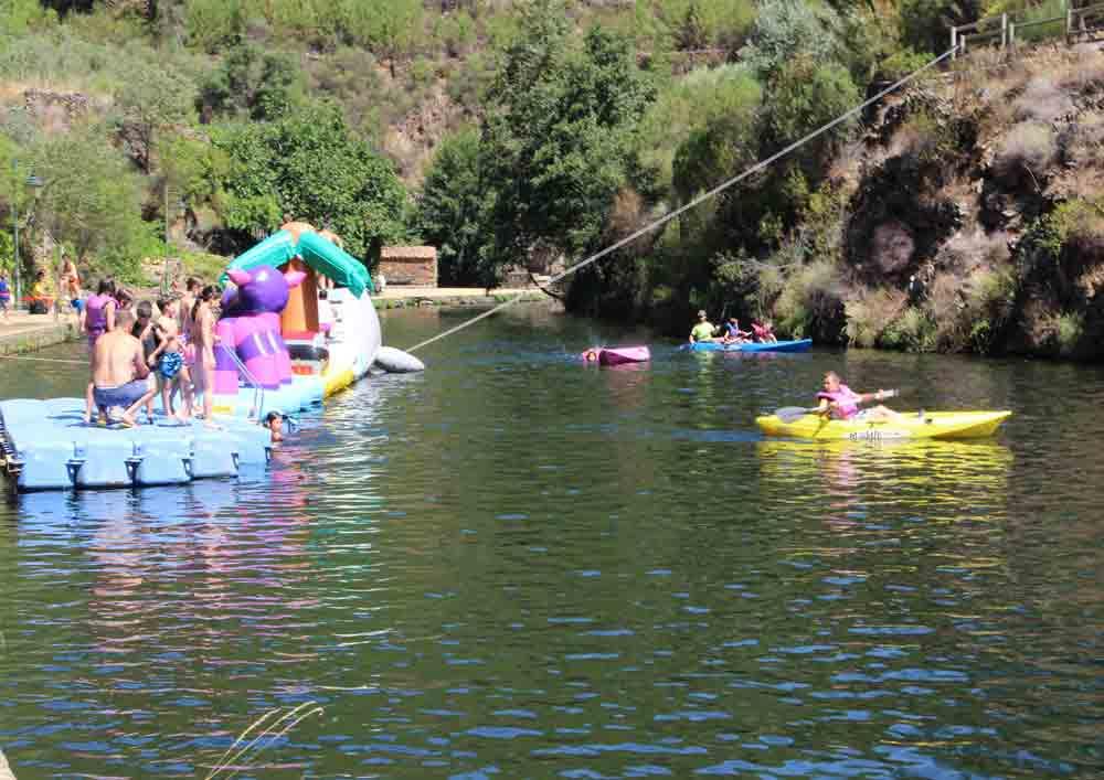 Proen a a nova julho e agosto com muita anima o no concelho for Hoteles cerca de piscinas naturales