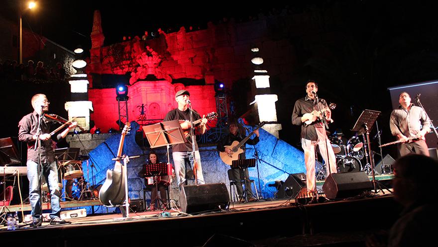 Fundão: ANAFAIA apresentam novo álbum em concerto