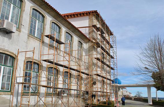 Câmara de Penamacor avança com requalificação do centro de saúde